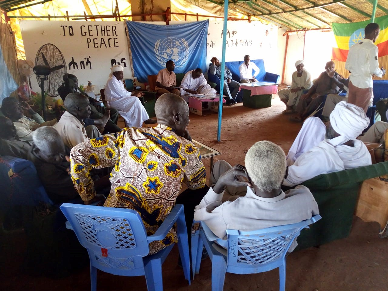 Communities Empowered to Promote Peace and Stability