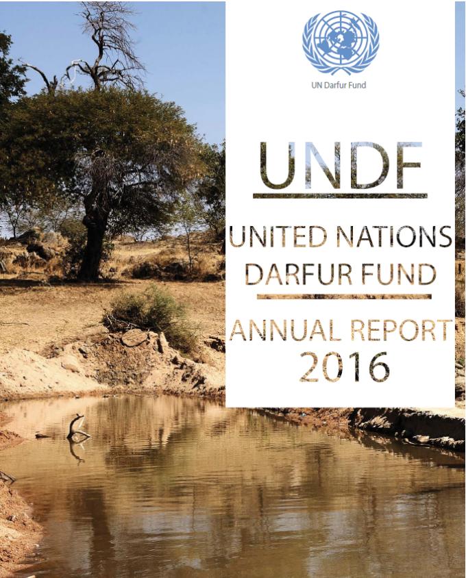 UNDF Annual Report 2016