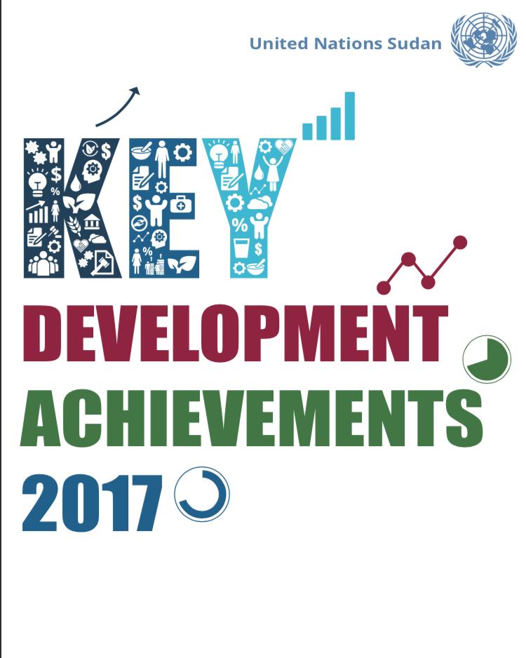 Key Development Achievements Sudan, 2017