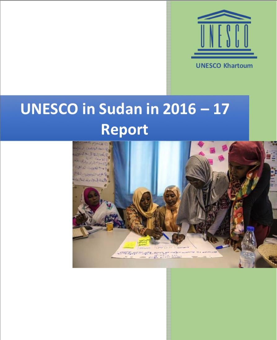 UNESCO in Sudan in 2016-2017 Report
