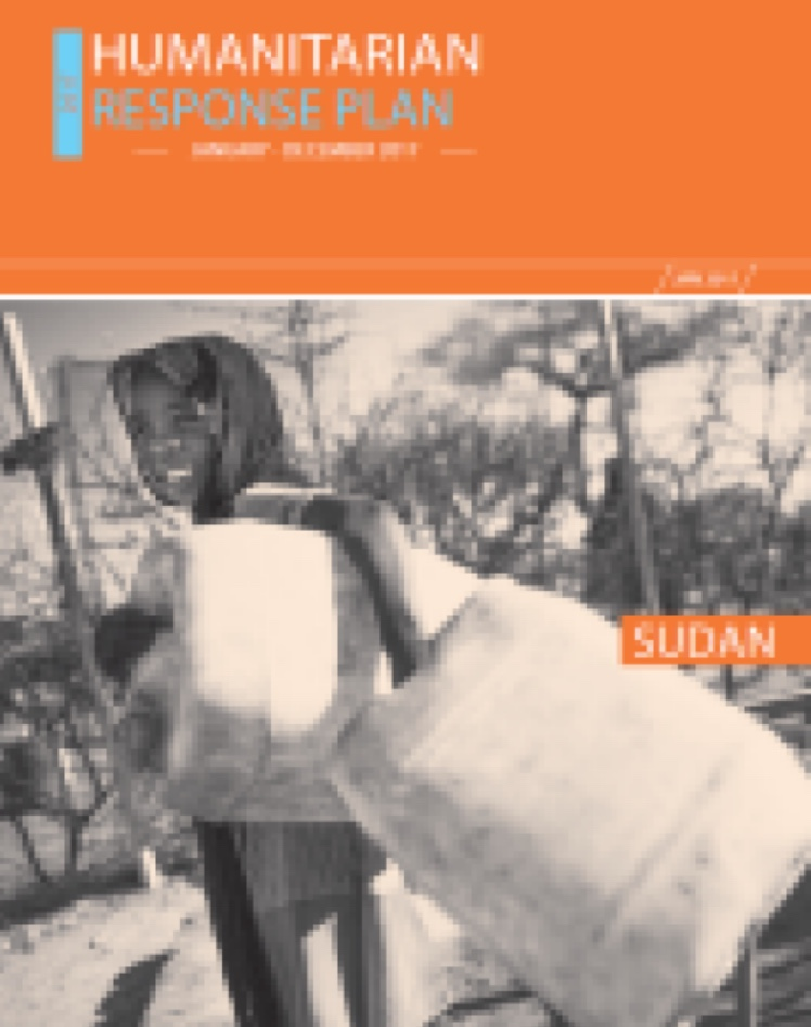 Sudan 2017 Humanitarian Response Plan