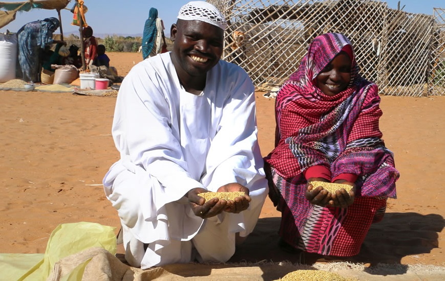 Building resilience and peace in resource-scarce Darfur