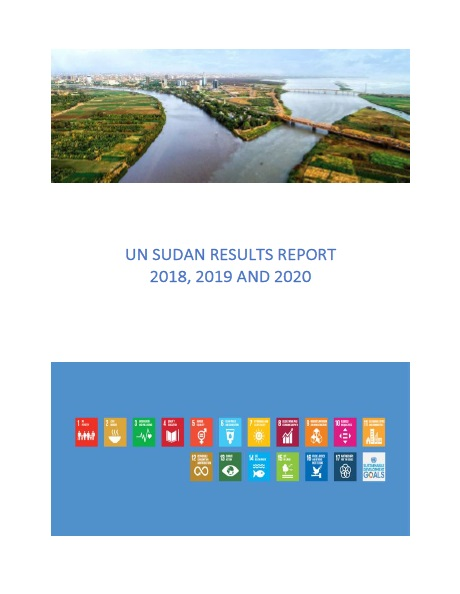 The United Nations Result Report for 2018, 2019 and 2020