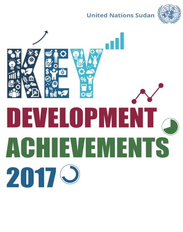 Key Development Achievements Sudan, 2017